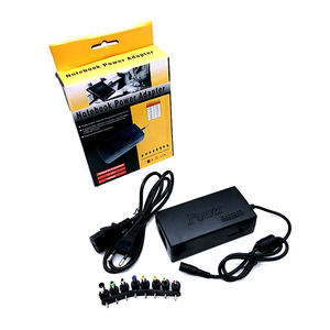 Image 4 - DC 12 V/15 V/16 V/18 V/19 V/20 V/24V 4 5A 96W Laptop AC Universal Power Adapter Charger for ASUS DELL Lenovo Sony Laptop