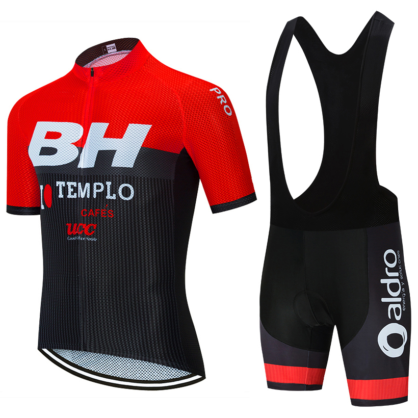 2020 BH Cycling Team Jersey Bike Clothing Pants Suit Men's Summer MTB Pro 20D BICYCLING  Shorts Shirts Maillot Culotte Wear
