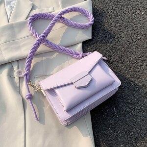 Braided Shoulder Strap Design