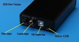 Image 2 - HIFI CM6631A tablica DAC USB cyfrowy interfejs 32 / 24Bit 192k USB do I2S/SPDIF koncentryczny wyjściowy dekoder dźwięku konwerter cyfrowo analogowy
