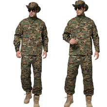 Pants Jacket Combat-Shirts Jungle Military-Uniform ACU Airsoft Camouflage-Cp Soldier