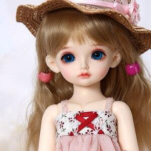 Image 2 - OUENEIFS poupée Rita BJD YOSD 1/6, modèle du corps, jouets pour bébés filles et garçons, bonne qualité, boutique, figurines en résine