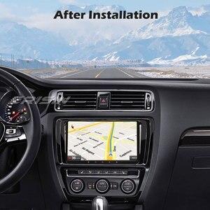 Image 2 - ERISIN 8791 Android 10.0 TPMS WIFI GPS Satnav CarPlay DSP 8 CoreรถสเตอริโอAutoradioสำหรับVW Golf 5 6 touran T5 Touran Skoda