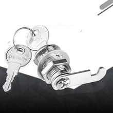 Цинкового сплава для почтового ящика, шкафа замок без ключа флажковый замок для лодки двери автобуса шкаф для инструментов ручной винт замки оборудования