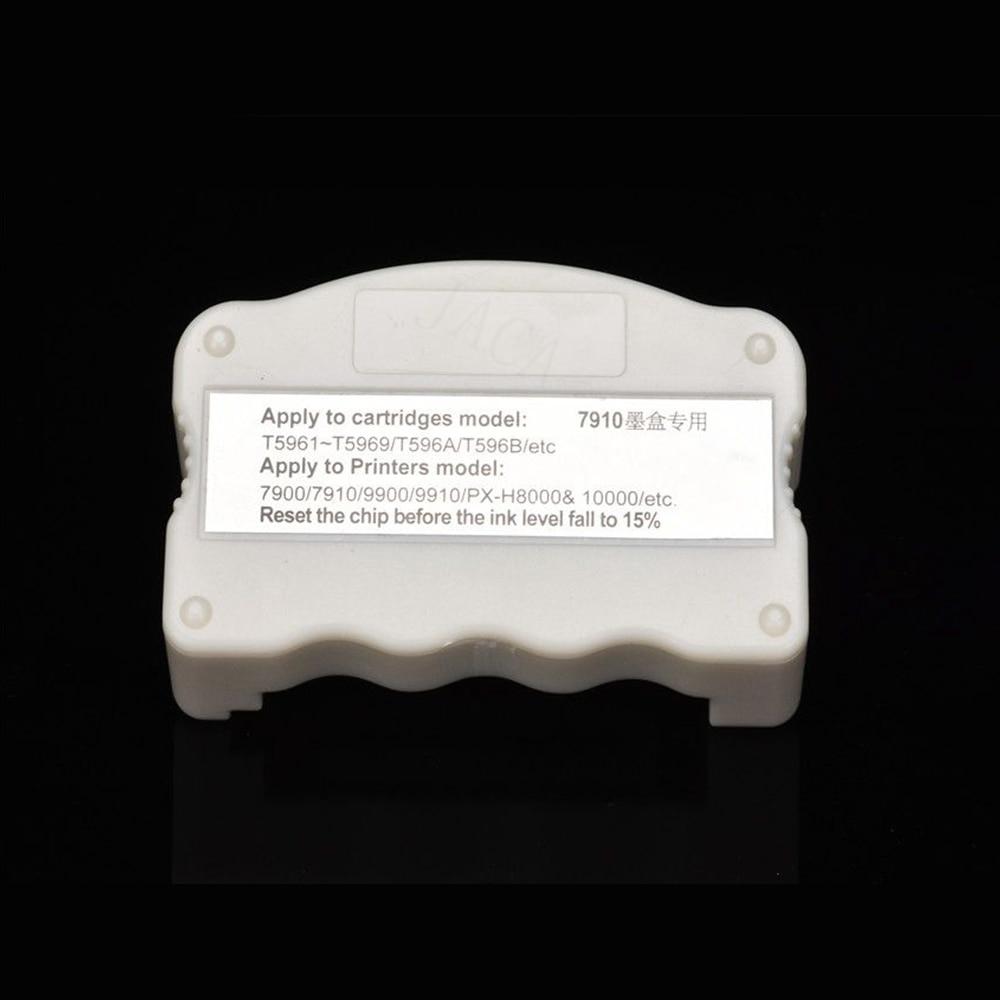 Ink Cartridge Chip Resetter For Epson Stylus Pro 9710 7700 9700 7710 7890 9890 7908 9908 7900 9900 7910 9910 Cartridge Resetter