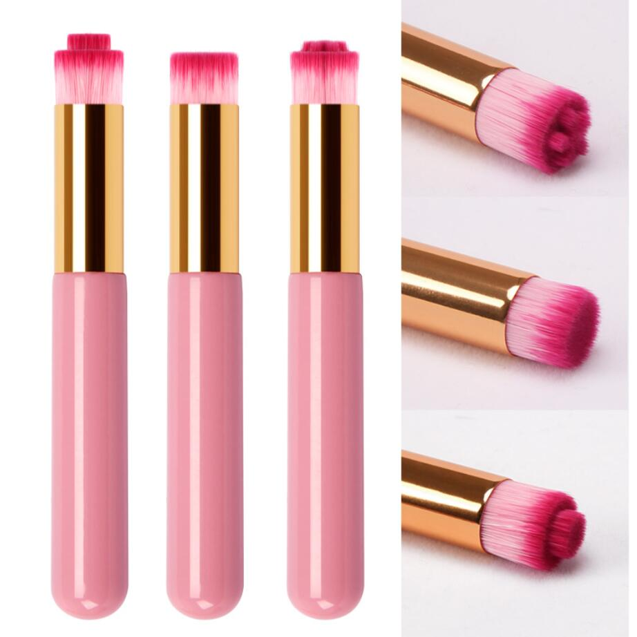 1pc Professional Nose cleaning Brush soft Nylon Hair makeup brushes Multi-function Make up tool drop shipping