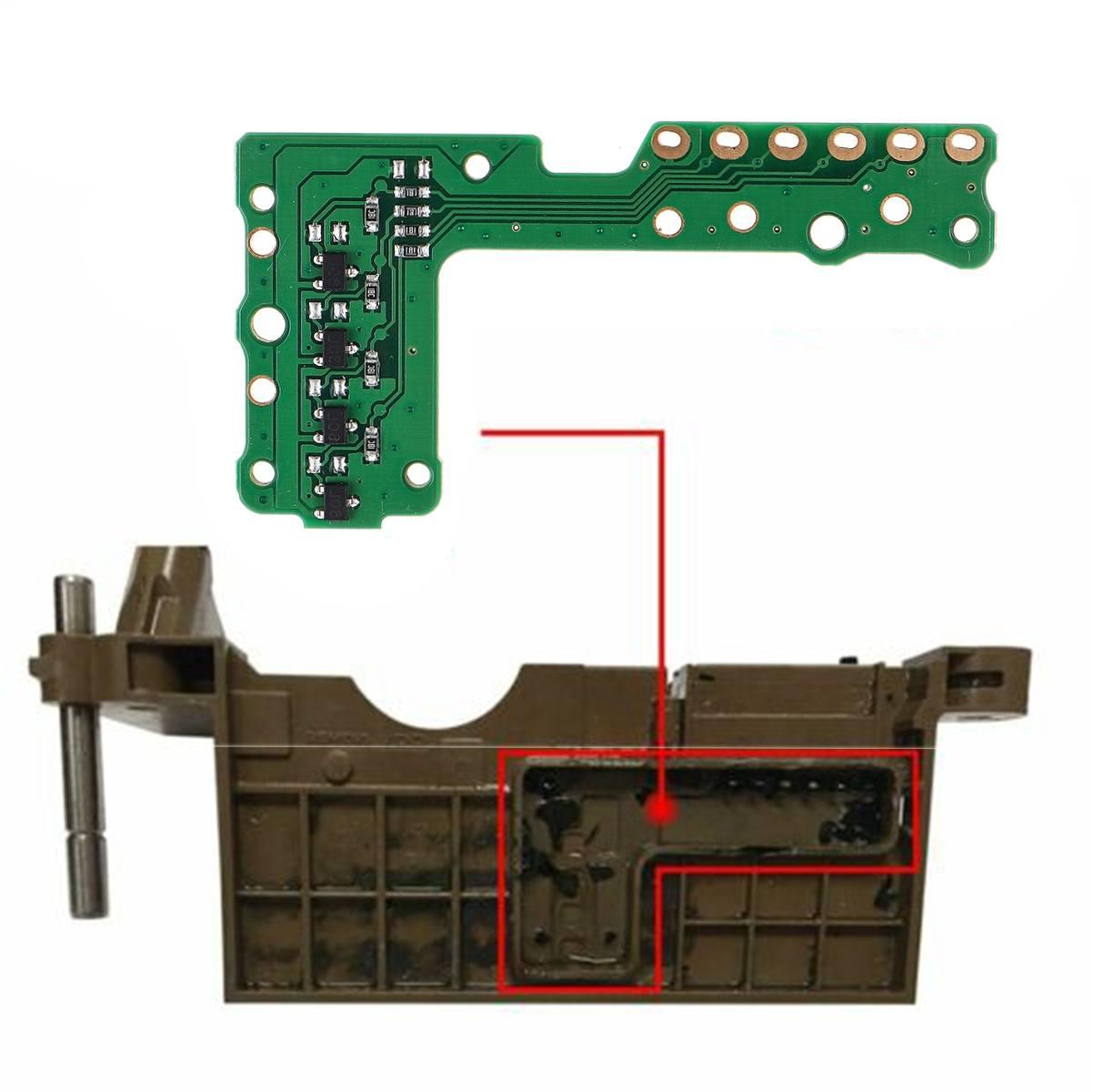 Transmission Gear Sensor Repair Board For BMW F02 6HP21 for Jaguar XF