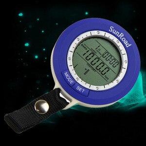 Image 5 - Outdoor Fishing Barometer Multi function Sunroad SR204 Mini LCD Digital Fishing Barometer Altimeter Thermometer Waterproof