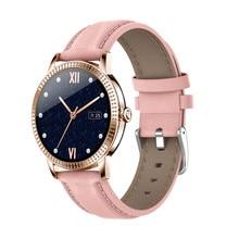 Умные часы VS V11 Q8 cf18, водонепроницаемые умные часы с закаленным стеклом и Пульсометром