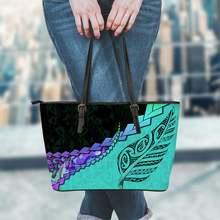 Forudesigns 2020 модная женская большая сумка тоут полинезийское