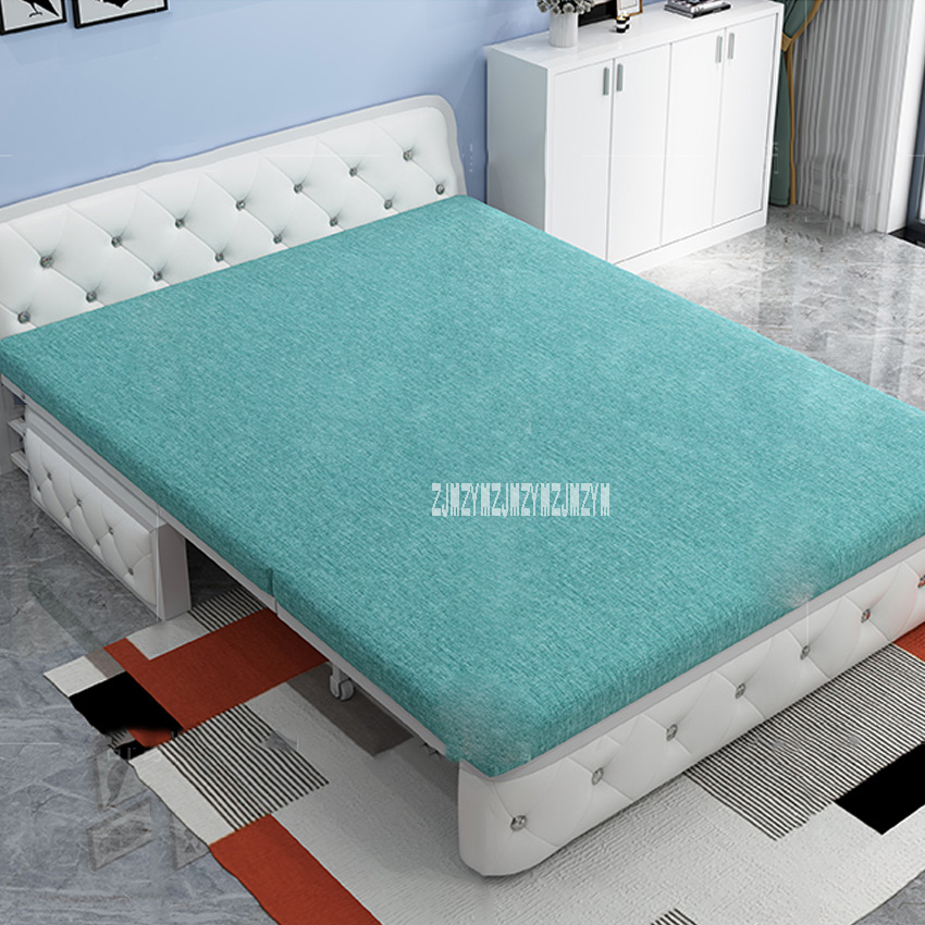 Wxxx66668 Multi-function Sofa Bed Foldable Bed Small Apartment Affordable Simple Modern High-density Rebound Sponge Filling