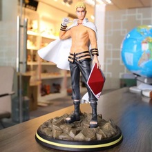 Anime Naruto Uzumaki Naruto GK PVC Action Figure Collectible Model doll toy 29cm