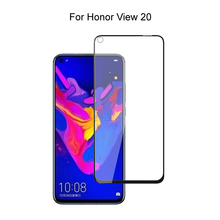 Tempered Glass For Huawei Honor View 20 V20 Full Cover 2.5D Screen Protector Tempered Glass For Huawei Honor View 20 glass for huawei honor view 30 pro tempered glass full cover glue screen protector for huawei honor view 30 for honor v30 glass