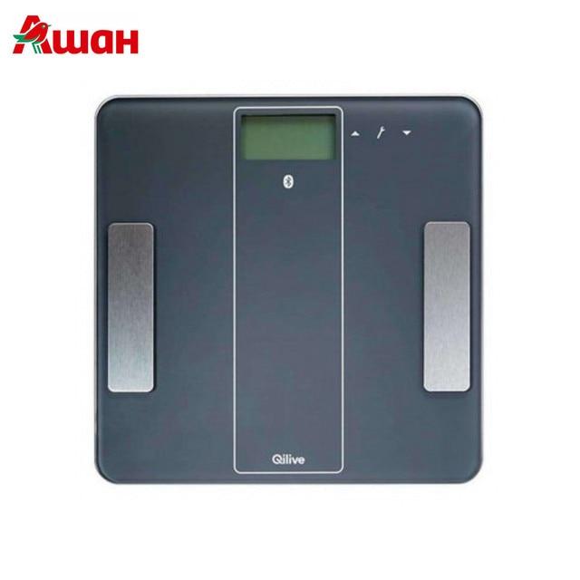 Весы напольные Qilive IF912B, Bluetooth