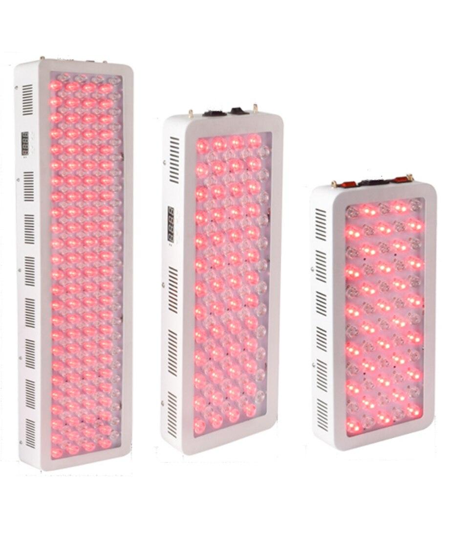 300W 500W 1000W 630nm 660nm Red Light Therapy 810nm 830nm 850nm Infrared LED Light Therapy Full Body Red LED Grow Light