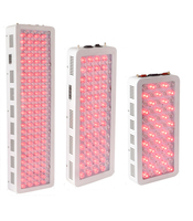 300W 500W 1000W Red 660nm LED Light Therapy 850nm Near Infrared Therapy Light Full Body skin and tissue therapy, LED Grow Light