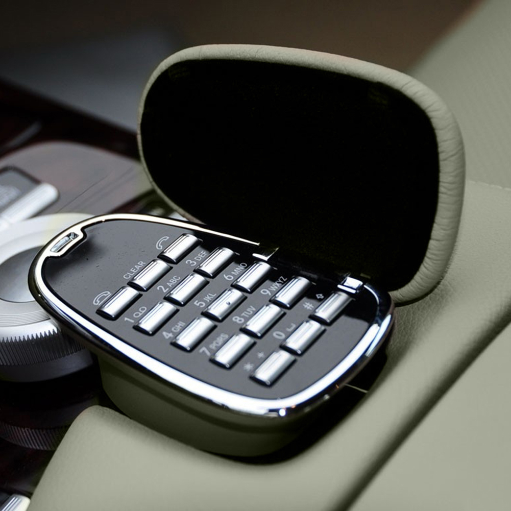 Phone Dial Key Pad Cars Small Accessories Housing Caring Personal For Mercedes Benz S Class W221 2006-2013 2216800319
