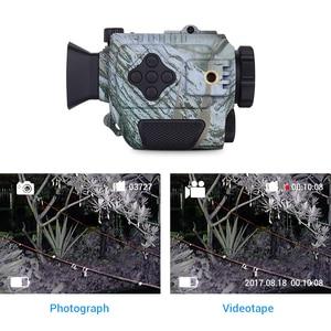 Image 5 - Portable Mini Infrared Night Vision Monocular Digital Scope Telescope Long Range 8GB DVR Camera For Outdoor Sport Hunting