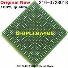 1-10 pces 100% novo 216-0728018 216 0728018 ic chips bga chipset