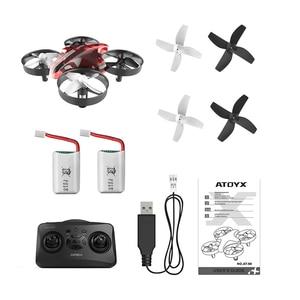 Image 5 - APEX Mini Drone RC Quadcopter Racing Drohnen Headless Modus Mit Halten Höhe Plan Fernbedienung Flugzeug Spielzeug Eders Beste Geschenk