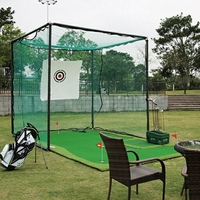Golf Practice Hit Cloth Target Cloth Anti-Play Good Sound Long Life Golf Practice Net Target Cloth Using With Strike Net #83