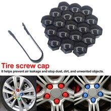 Bolt Screw-Cover Rims Decoration Car-Wheel-Nut-Caps Socket-Protection Special 17mm Exterior