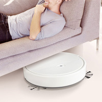 1800Pa 1200mAh Multifunctional Smart Vacuum Cleaner Robot Sweep Wet Mop Automatic Dry Wet Sweeping for Home Office
