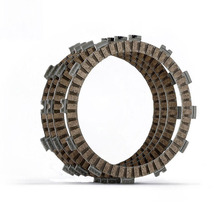 Motorcycle Clutch Friction Plates For OR50/ RM50 1980 ATV ALT125 83-86 3PCS/ set