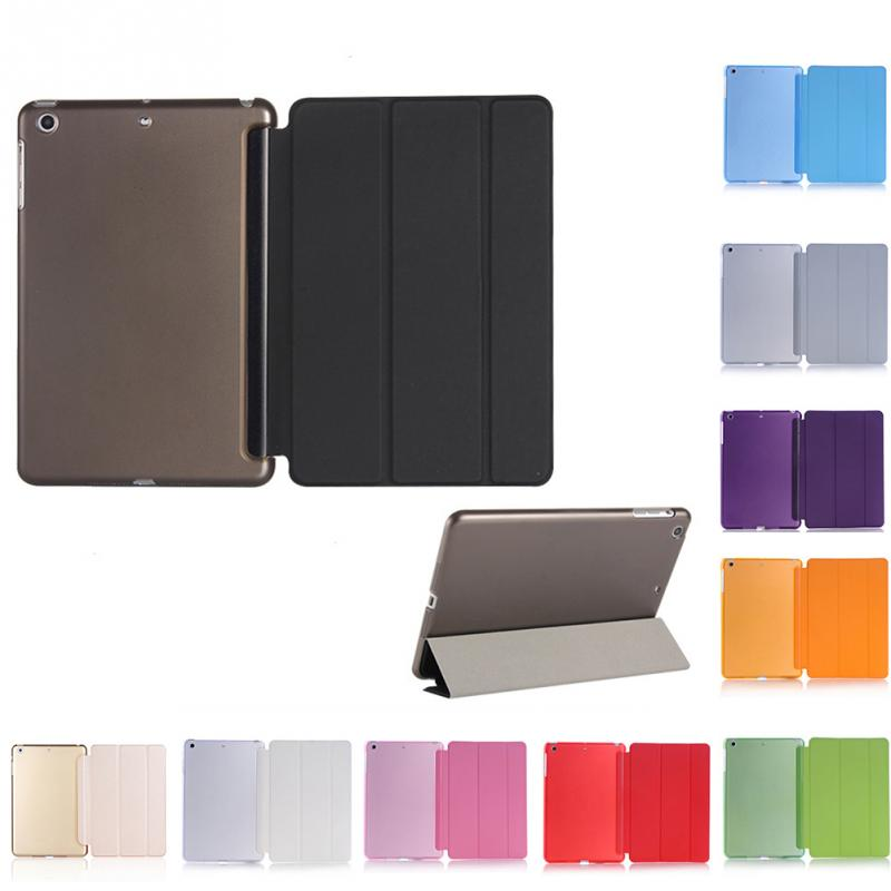 New Luxury Ultra Slim Magnetic Smart Flip Stand PU Leather Cover Case For Mini 1 2 3 Retina Intellectual Dormancy Case #2