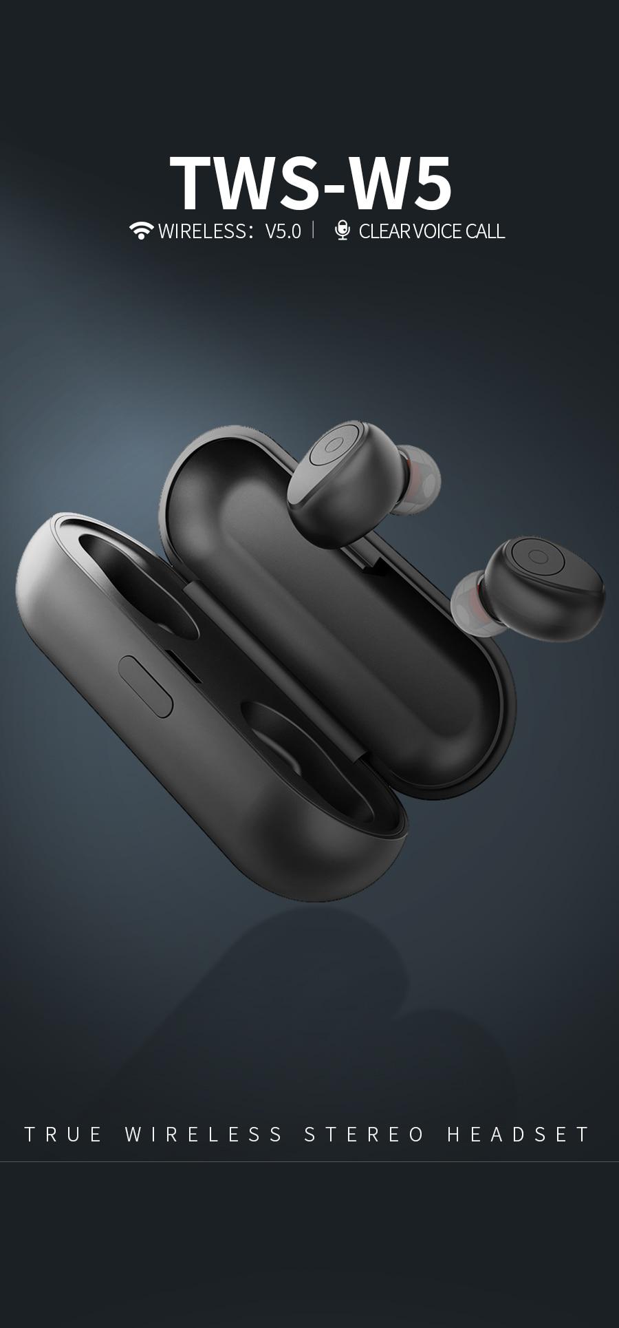 Celebrat tws-w5 wireless earpods