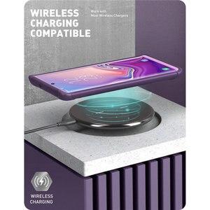 Image 5 - Funda para Samsung Galaxy S20 Plus/S20 Plus 5G, 2020, carcasa transparente resistente de cuerpo completo sin Protector de pantalla incorporado
