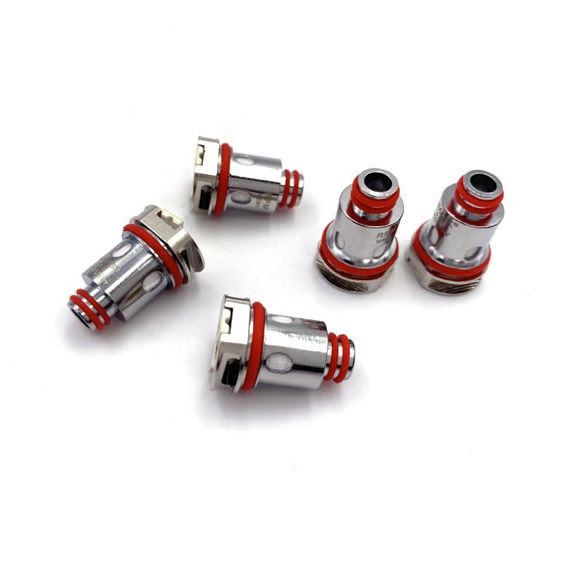 5pcs/box RPM40 Coil 0.6ohm Mesh RPM 40 DC 0.6ohm 1.4ohm Ceraimic Pod Replacement Coils Head