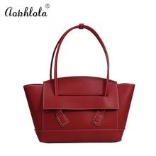 Hot Women Leather Trapeze Bag Ladies Hobos Handbags Designer