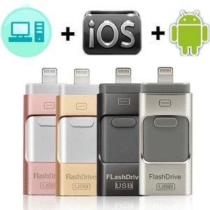 OTG USB Flash Drive For iPhone