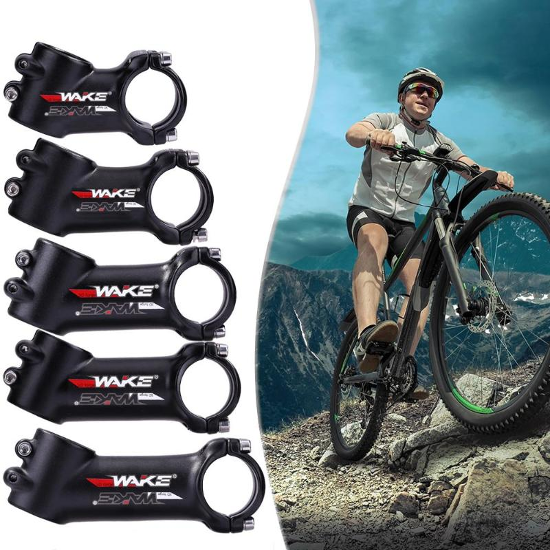 WAKE Aluminium Alloy MTB Mountain Road Bike Bicycle Handlebar Stem 60mm-100mm AD