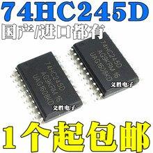 5 шт./лот бренд newICN74HC245 SM74HC245D 74 hc245 74 hc245d широкофюзеляжный патч 7,2 мм SOP20