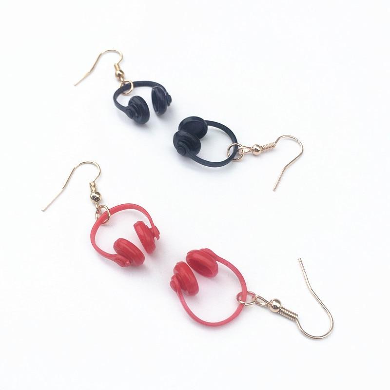 Headphone Earrings 1