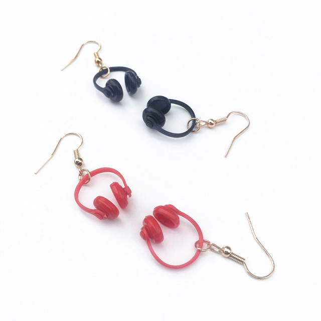 Headphone Earrings 1