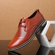 2020 New Autumn Men Shoes Mens