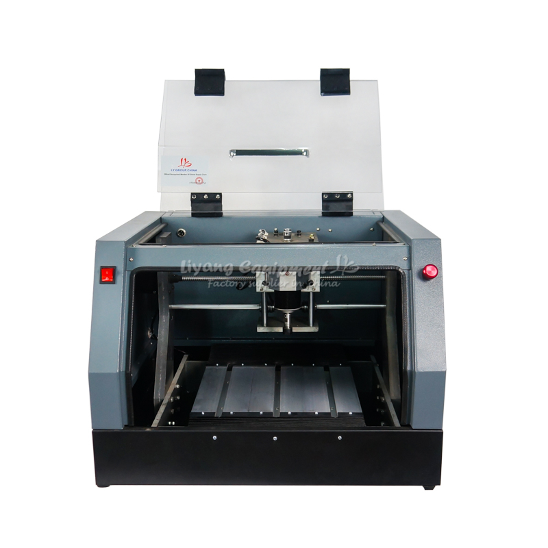 LY CT3020 Ballscrew 320W Spindle All-in-one Full Enclosed CNC Router Engraving Drilling And Milling Machine Usb-cnc Mach3