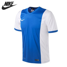 Original New Arrival 2016 NIKE DRI-FIT Men's T-shirts short sleeve Sportswear free shipping недорого