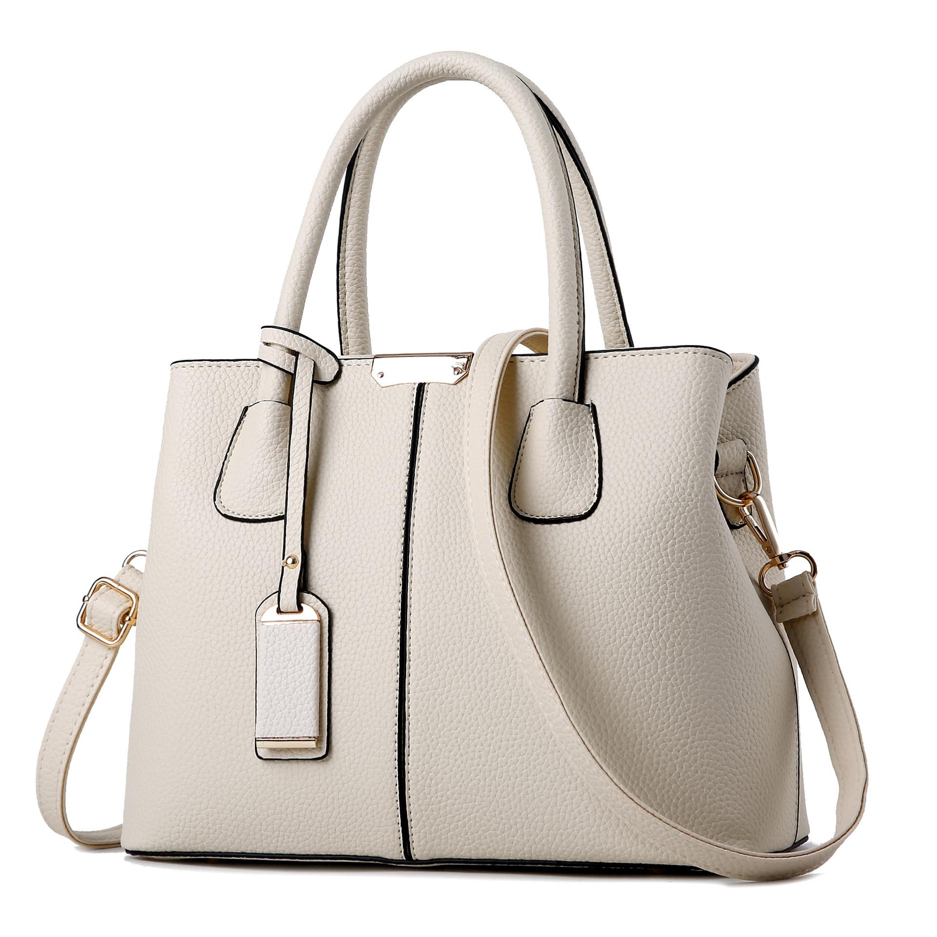 women bag Fashion Casual women's leather handbags Luxury Designer Shoulder bags new bags for women 2019