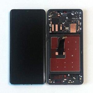 """Image 2 - Ban Đầu Axisinternational 6.47 """"Cho Huawei P30 Pro VOG L04 VOG L29 VOG L09 OLED Màn Hình LCD + Bảng Điều Khiển Cảm Ứng Bộ Số Hóa Khung"""