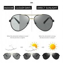 New Night Vision Polarized Rays Men Sunglasses Classic Color