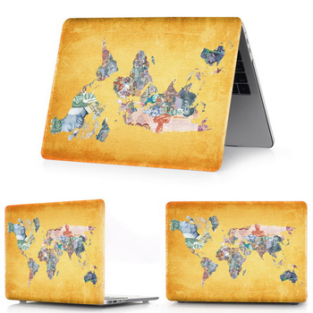 Fashion Personality Hard Case for Macbook 4