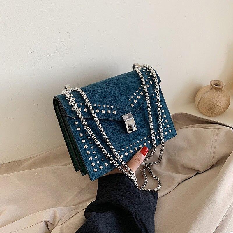 2019 bolso bandolera de cuero para mujer, bolso bandolera pequeño con solapa, bolso y bolso cruzado para mujer Bolso para mujer 2019 nuevo estilo coreano bolso de mano de moda bolso de lona bolso bandolera