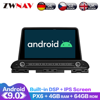 Android 9.0 IPS Screen PX6 DSP For Kia CERATO 4 Forte K3 2018 2019 Car No DVD GPS Multimedia Player Head Unit Radio Audio Stereo android 9 0 ips screen px6 dsp for kia soul 2014 2015 2016 2020 car no dvd gps multimedia player head unit radio audio stereo
