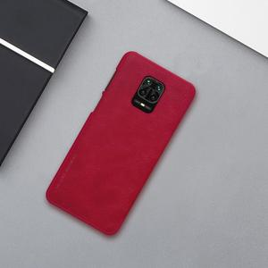 Image 4 - for xiaomi redmi note 9s Case Nillkin QIN Series Flip Leather Cover Case Wallet Pocket Case For xiaomi redmi note 9s note 9 pro