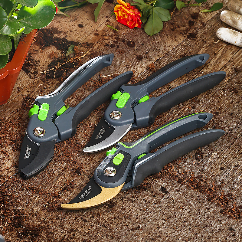 DTBD Time Saving Gardening Scissor as Hand Pruning Shears for Orchard Tree and Fruit Tree 4