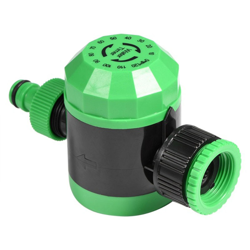 Mechanical Watering Timer Automatic Shut off Garden Hose Timer Controller